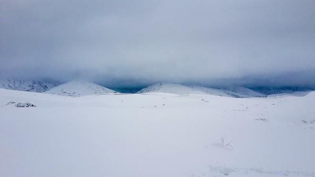 Snö i Sahara 2
