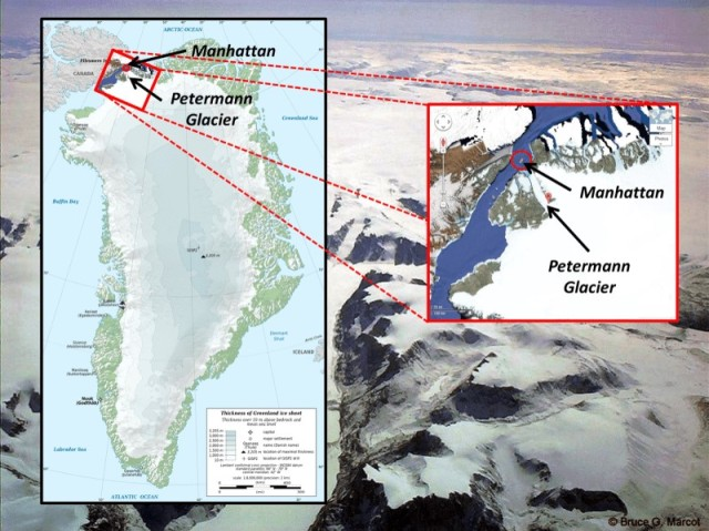 Manhattan jfr Grönland